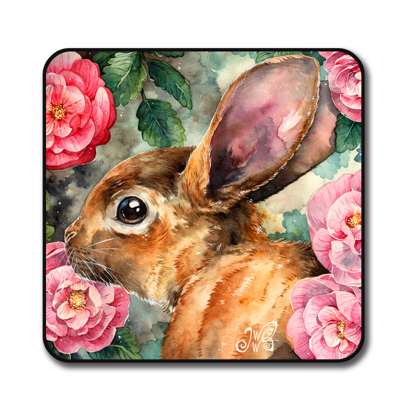 Magnet - Rosy Bunny