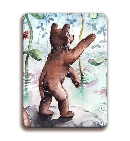 Magnet - Bear Cub